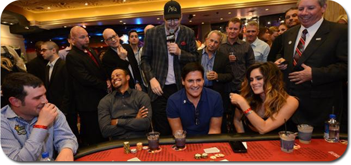 Tiger Woods Charity Poker Tournament 2016