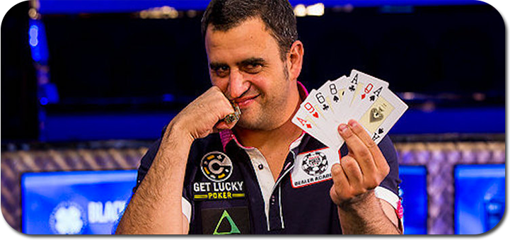 Robert Mizrachi Wins 2016 WSOP Event 3