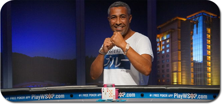Said El Yousfi Wins WSOP Global Casino Championship