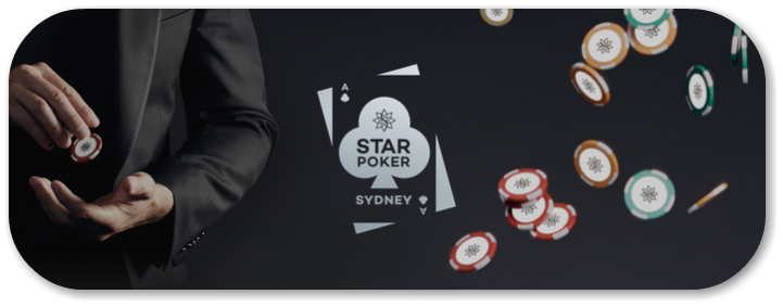 Sydney's The Star Poker Room