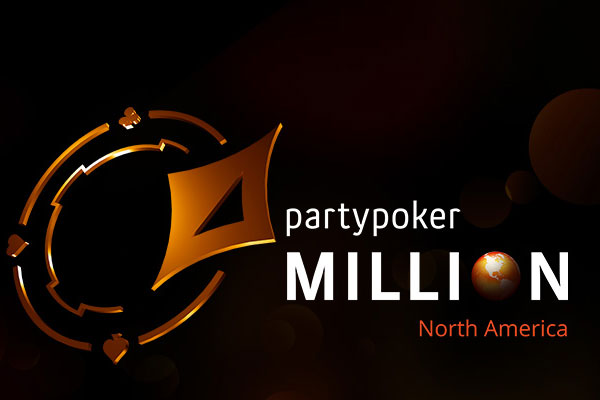 PartyPoker MILLIONS North real money poker tournament