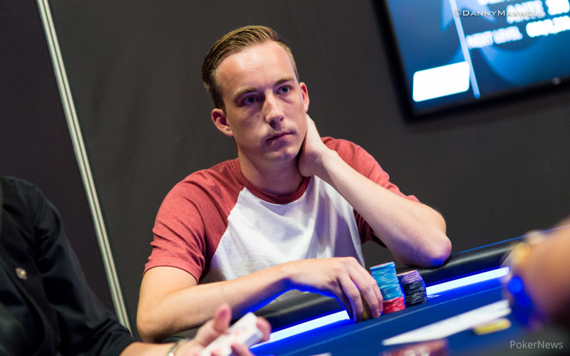 Luuk Gieles - The Winner Of WSOPC Rotterdam High Roller
