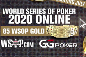 2020 World Series of Poker Online Tournaments
