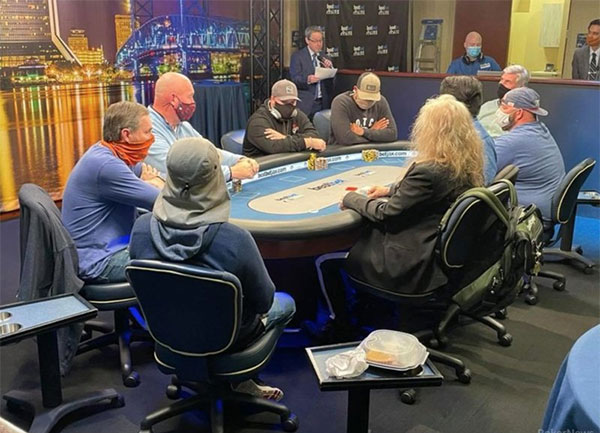 Scott Stewart Wins 177K at Jacksonville Winter Poker Open Main Event